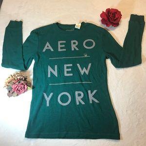 Aeropostale Long Sleeve NY Sweatshirt Size S/P